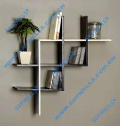 fashion wooden decorative wall shelfdisplay shelves - Decorative Wall Shelf
