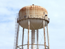 Water Tank Removal Service