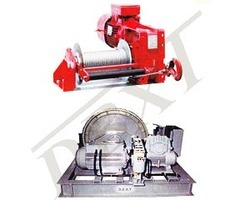 Motorized And Electric Winches