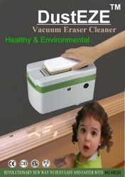 Electric Vacuum Chalkboard Eraser Cleaner
