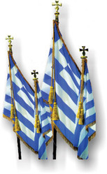 Greek Flags