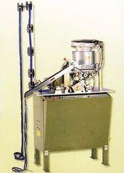Nylon Zipper Auto Slider Mount Machine