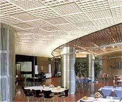Aluminium U-Profile Ceiling