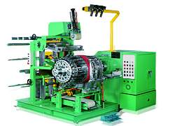 Bias Single Bead Tire Building Machine